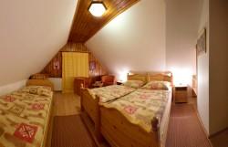Apartmán V3 trojlôžková izba