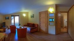 Apartmán V5 s balkónom