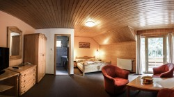 Útulna izba č. 103 s balkónom
