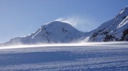 Zima na Chopku
